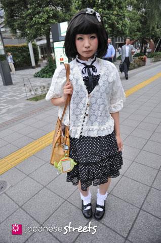 120530-6543: Japanese street fashion in Shibuya, Tokyo (Innocent World)