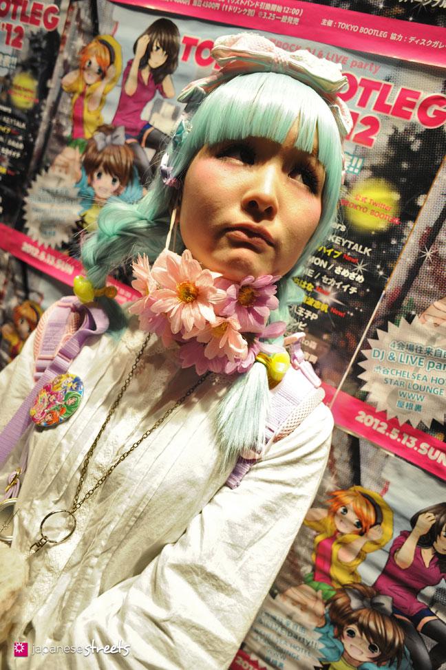 120503-3938: POP 'N' CUTE Party in Shibuya, Tokyo