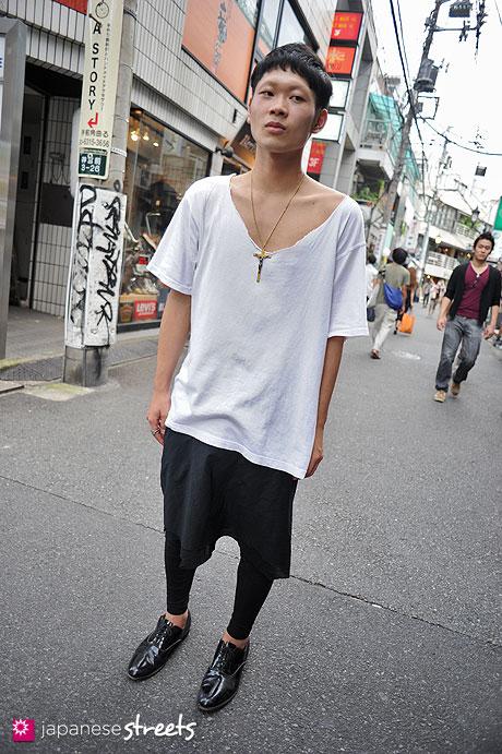 Fashion Japan Shohei Kashima Tokyo Harajuku Haynes Vibram