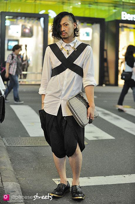 Fashion Japan Aran Yoshioka Shibuya Tokyo Umitos Komakino Damir Doma Trussardi Mawi Juun J