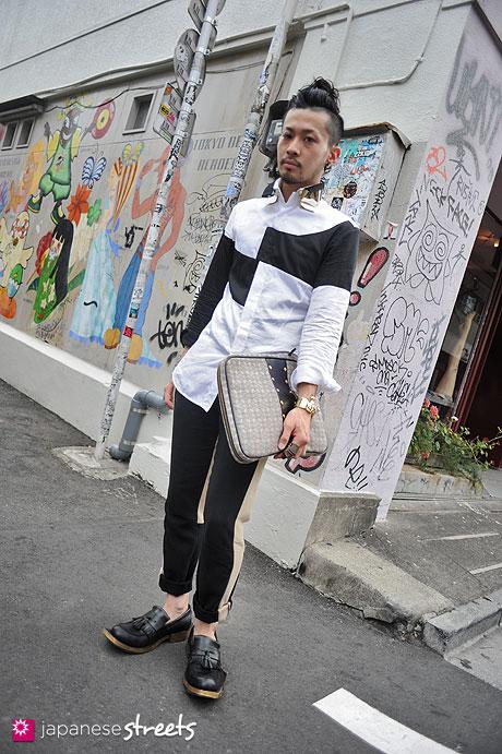 120815-0930.jpg: Japanese street fashion in Harajuku, Tokyo