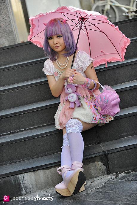 Fashion Japan Sena Senanan Harajuku Tokyo Viva Cute Candy Kreepsvill666 Kamisamagokko Tutuha