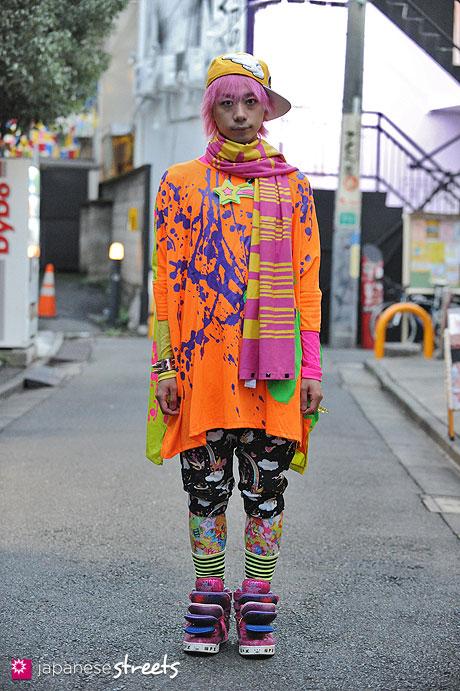 121007-2186 - Japanese street fashion in Harajuku, Tokyo (SUPER LOVERS, 6%DOKIDOKI, SPX)