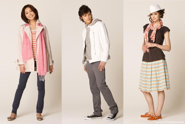 I.T.'S International Fashion