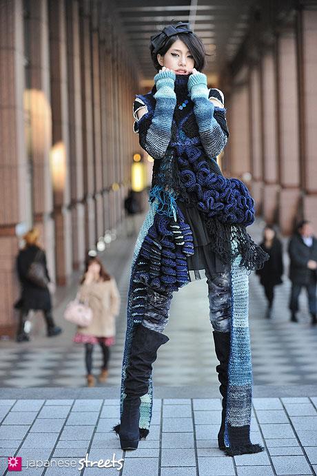 130224-7465 - Japanese street fashion in Ebisu, Tokyo