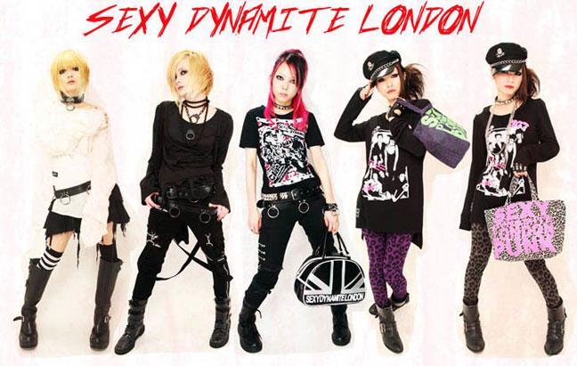 Sexy Dynamite London