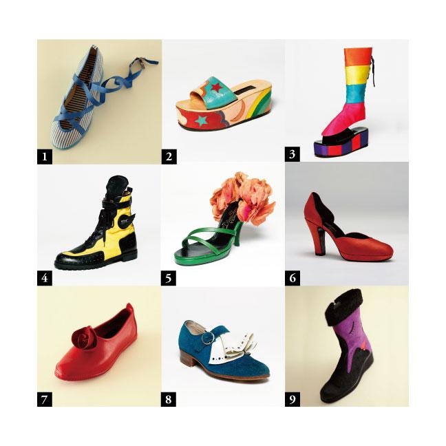 Kisa Takada Shoe Exhibition