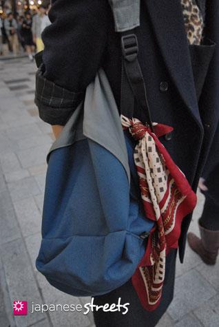 91017-8694-Japanese street fashion in Harajuku, Tokyo
