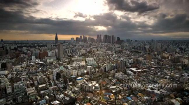 Tokyo Time Lapse