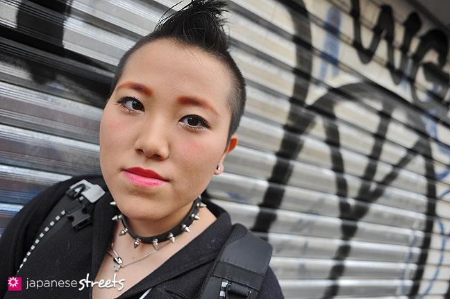 130512-0194 - Japanese street fashion in Harajuku, Tokyo