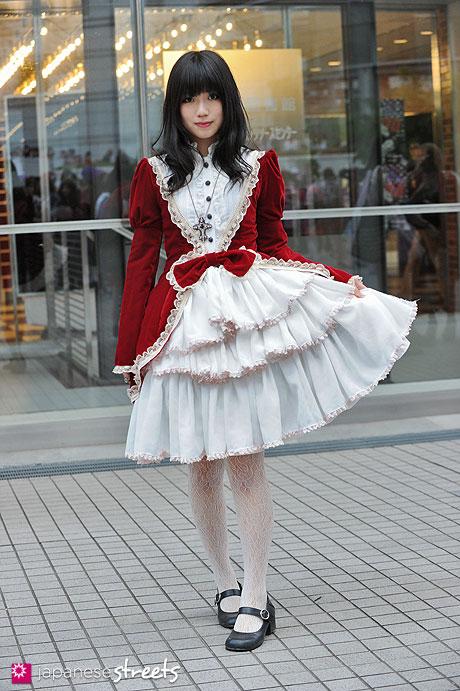 Fashion Japan Honda Shibuya Tokyo Bunka Dress Code 2013