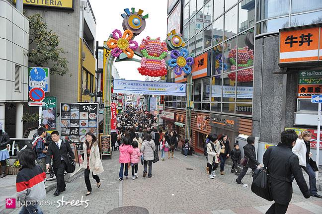 100331-9189: Takeshita-dori in Harajuku, Tokyo