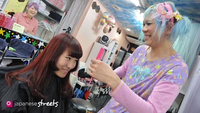 130601-3581 - Tokyo hair salon Viva Cute Candy