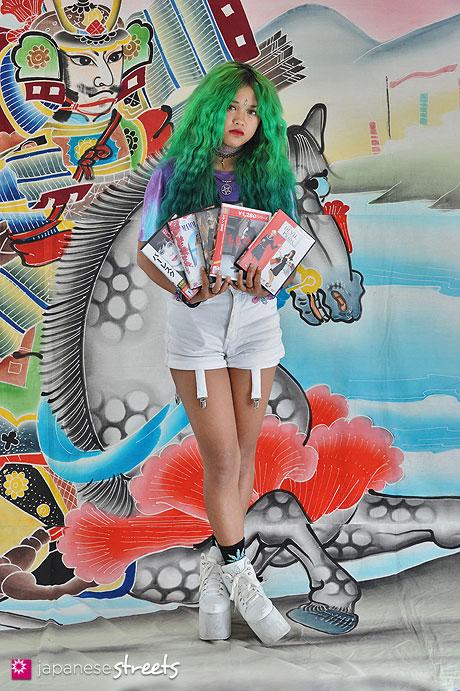 130623-6092.1 - Japanese street fashion in Harajuku, Tokyo.