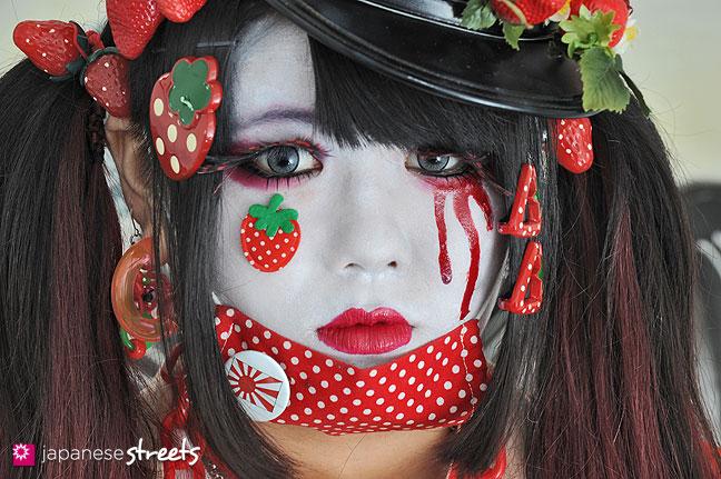 130625-6413.1 - Japanese street fashion in Harajuku, Tokyo