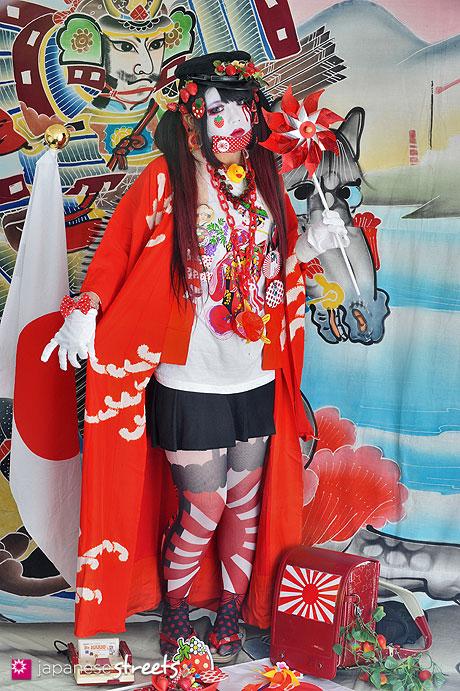130625-6405.1 - Japanese street fashion in Harajuku, Tokyo