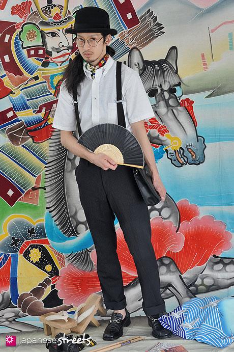 130628-0054 - Japanese street fashion in Harajuku, Tokyo