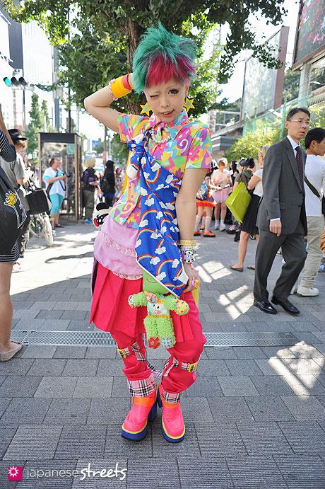 Fashion Japan Kurebayashi Harajuku Tokyo Viva Cute Candy