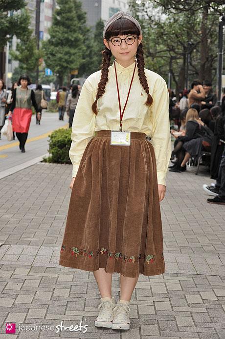 131102-7407 - Japanese street fashion in Shibuya, Tokyo