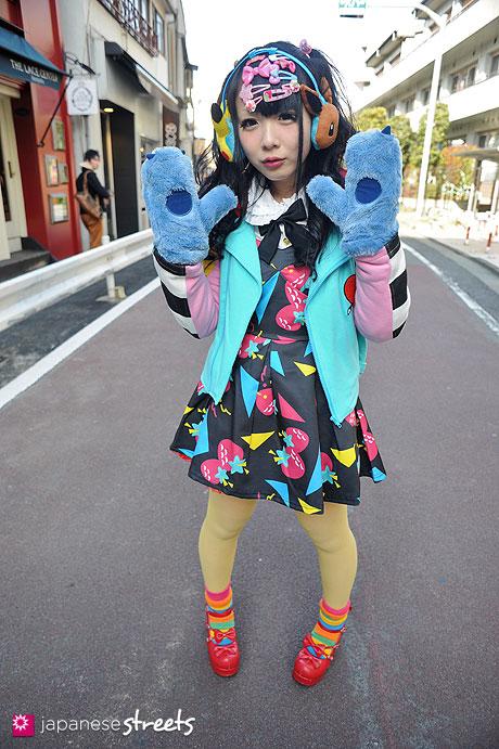 Fashion Japan Narumi Narumin Harajuku Tokyo Pokemon