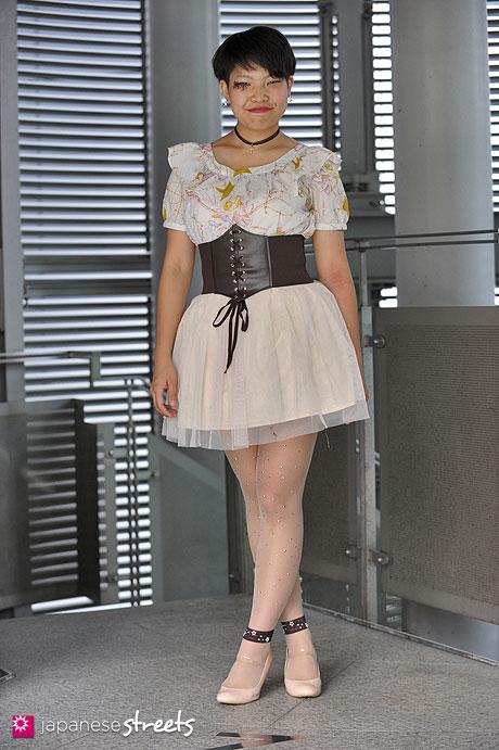 Fashion Japan Nao Shinjuku Tokyo Burideco Brilliant Star
