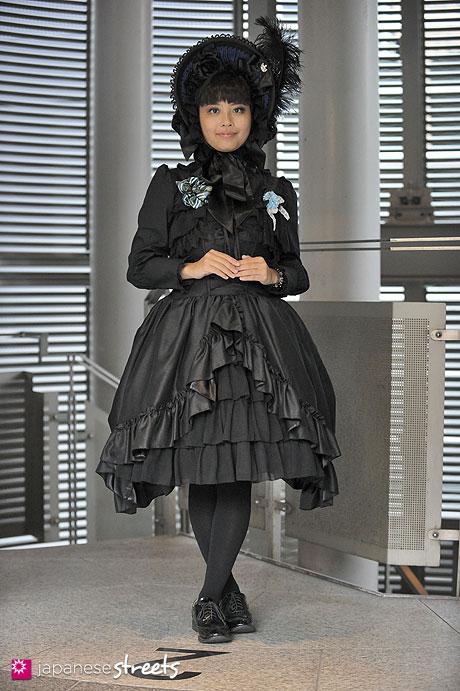 Fashion Japan Akane Shinjuku Tokyo Burideco Brilliant
