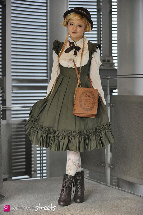 Fashion Japan Asuka Shinjuku Tokyo Burideco Brilliant