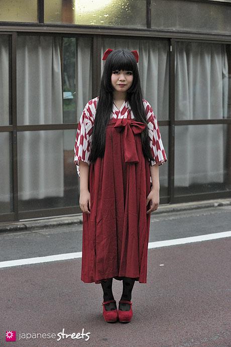 Fashion Japan Harajuku Fashion