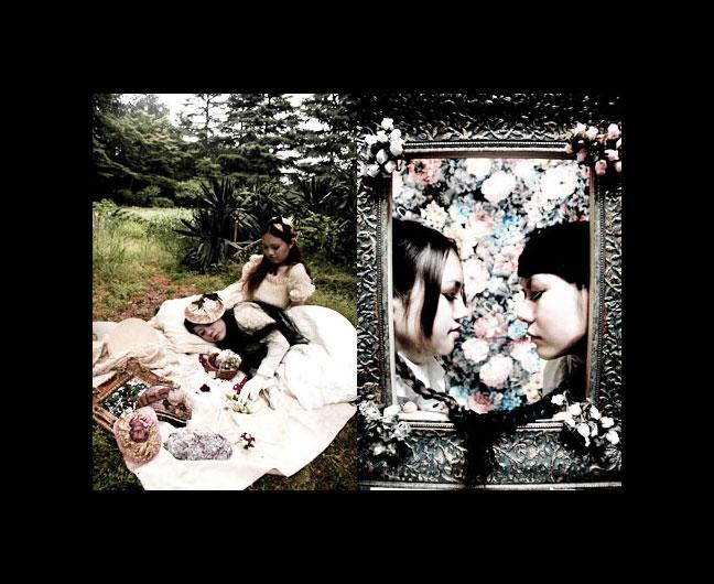Work by Japanese photographer Miya Kishimura