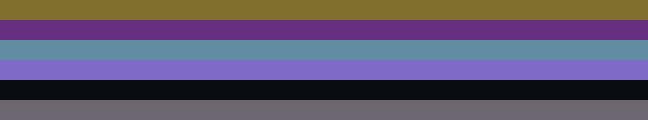 Kazutoshi's Colors