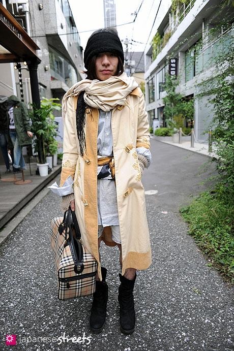101024-6090: Street fashion Harajuku, Tokyo