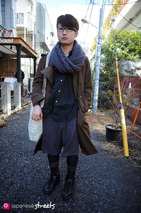 110218-8336: Harajuku, Tokyo, Debenhams, SENT ARTHER, BEAMS, Nike
