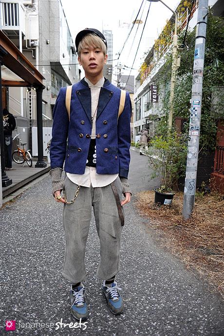 110219-8742: Harajuku, Tokyo, Nike, Gucci