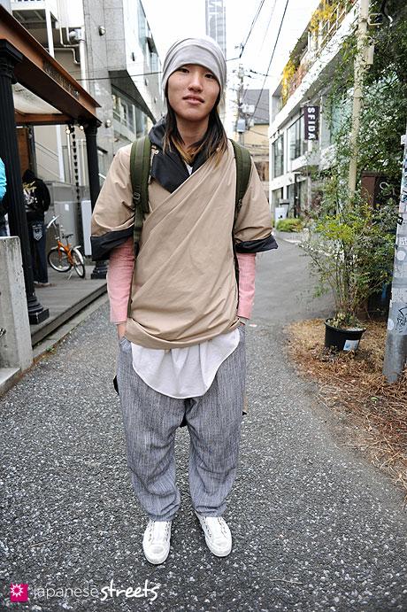 110219-8832: Harajuku, Tokyo, Vivienne Westwood