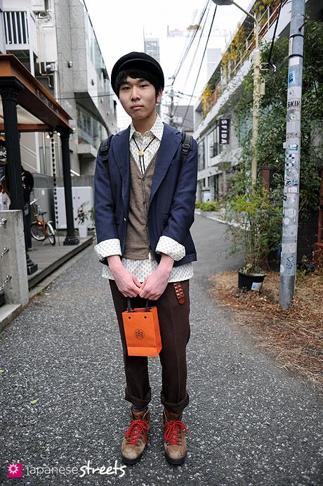 110220-9369: Harajuku, Tokyo, Levi's