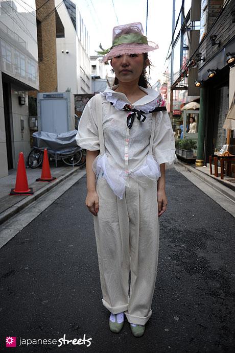 110218-8380: Harajuku, Tokyo, Suguri, Replica Black, Soaa, Hio