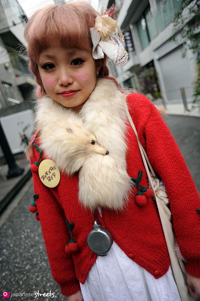 110220-9661: Japanese street fashion in Harajuku, Tokyo