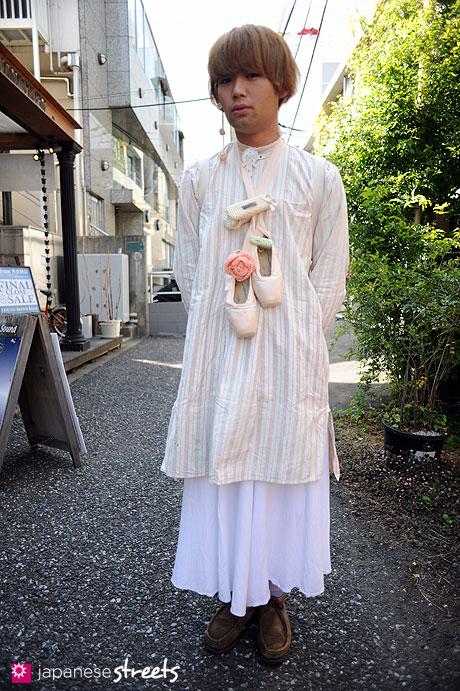 110424-3614: Harajuku, Tokyo, Harajuku street fashion