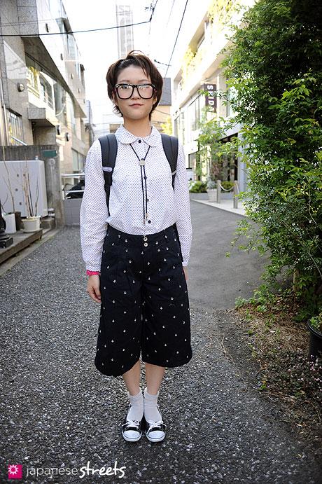 110424-3863: Harajuku, Tokyo, PAGE BOY, VANS
