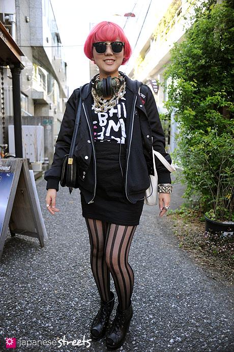 110424-3905: Harajuku Tokyo, H&M, Zara, Forever21, Nadia