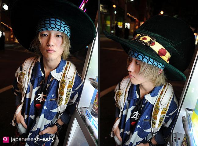 110221-0390-110221-0393: Osaka Street Fashion