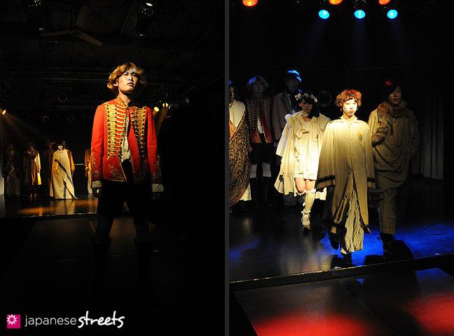 110221-0156-110221-0162: FASHION IN PROGRESS Fashion Show in Osaka