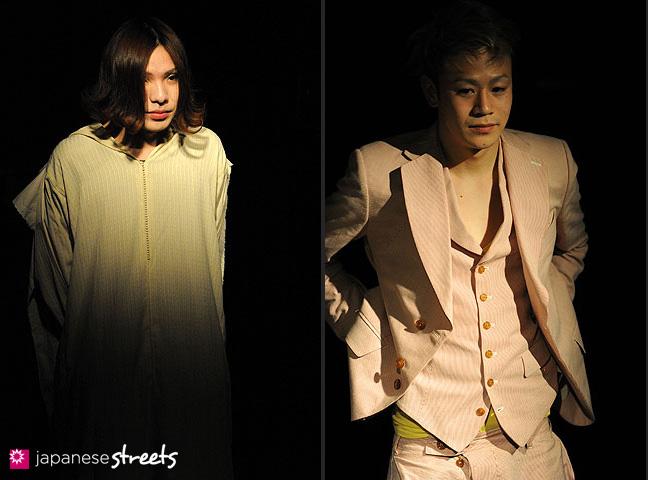 110221-0195-110221-0222: FASHION IN PROGRESS Fashion Show in Osaka