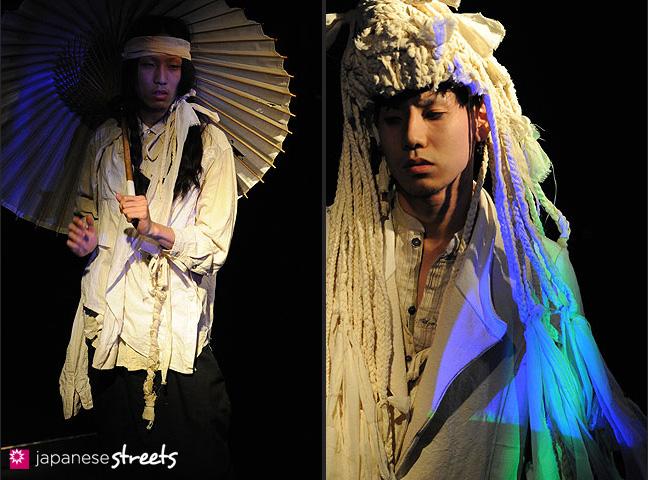 110221-0248-110221-0254: FASHION IN PROGRESS Fashion Show in Osaka