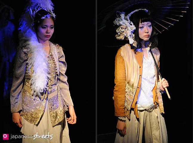 110221-0278-110221-0288: FASHION IN PROGRESS Fashion Show in Osaka