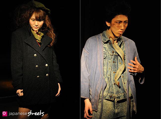 110221-0341-110221-0343: FASHION IN PROGRESS Fashion Show in Osaka
