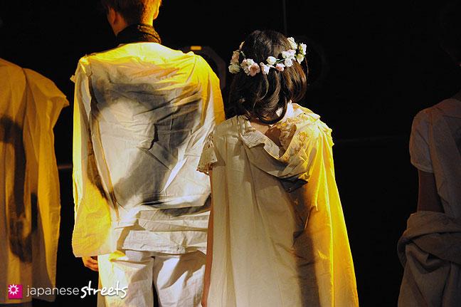 110221-0172: FASHION IN PROGRESS Fashion Show in Osaka