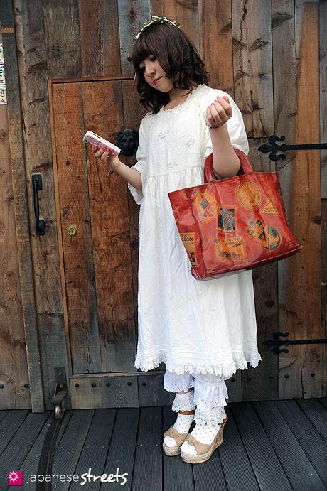 110604-5653: Street Fashion in Harajuku, Tokyo