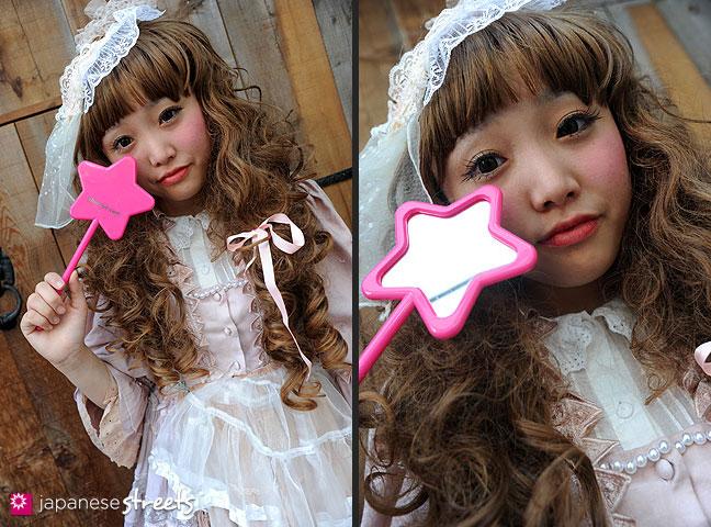 110604-5734-110604-5742: Street Fashion in Harajuku, Tokyo