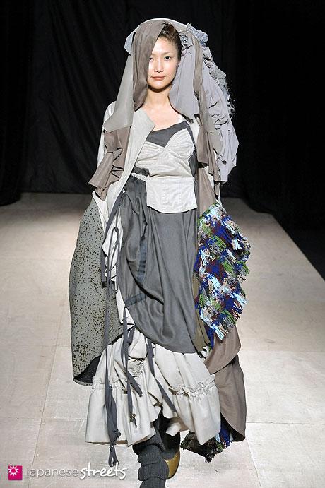 Fashion Japan Hisui A W 2011 Japan Fashion Week